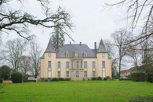 france pays de la loire Chateau du Breuil front